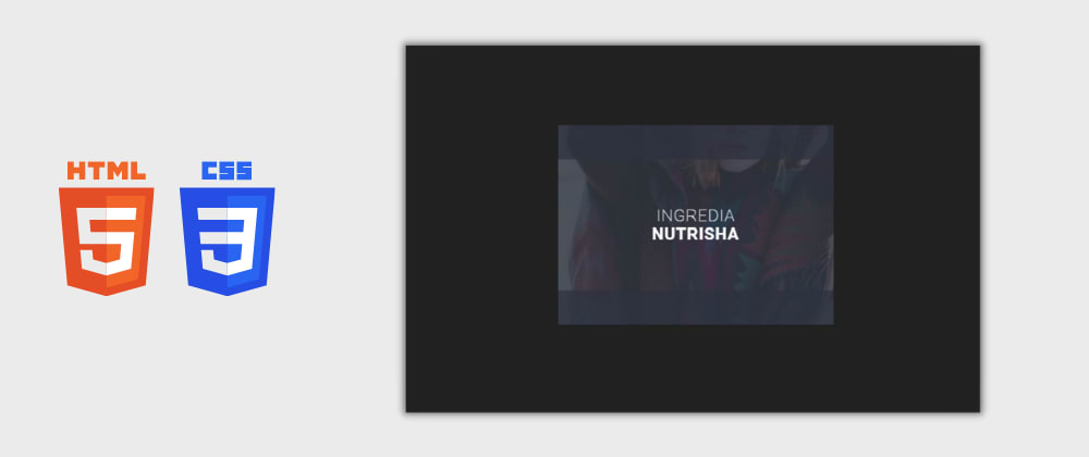 Cover image for Day 25/30 : Image Hover Effects using HTML and CSS