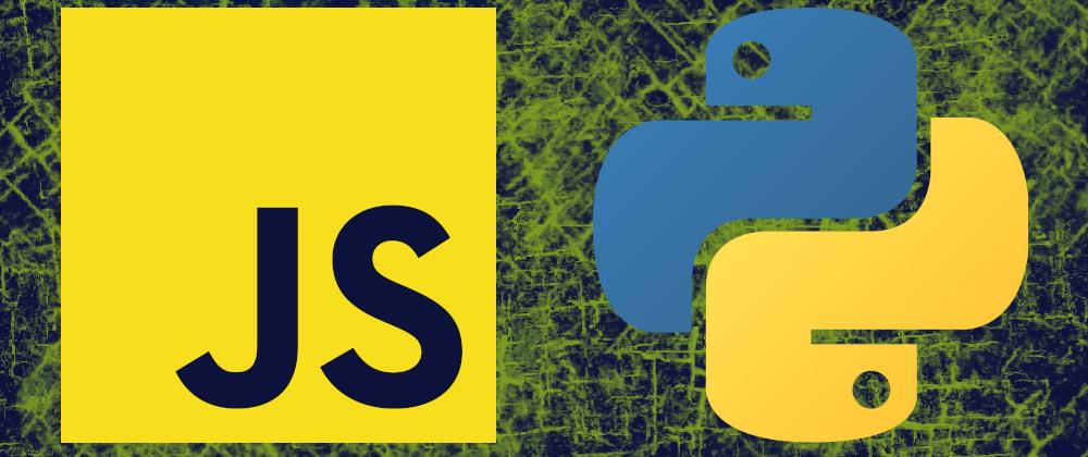 Cover image for Do JavaScript ao Python