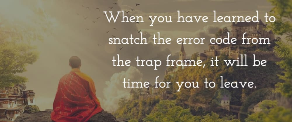 Cover image for 11 great quotes from The Tao of Programming
