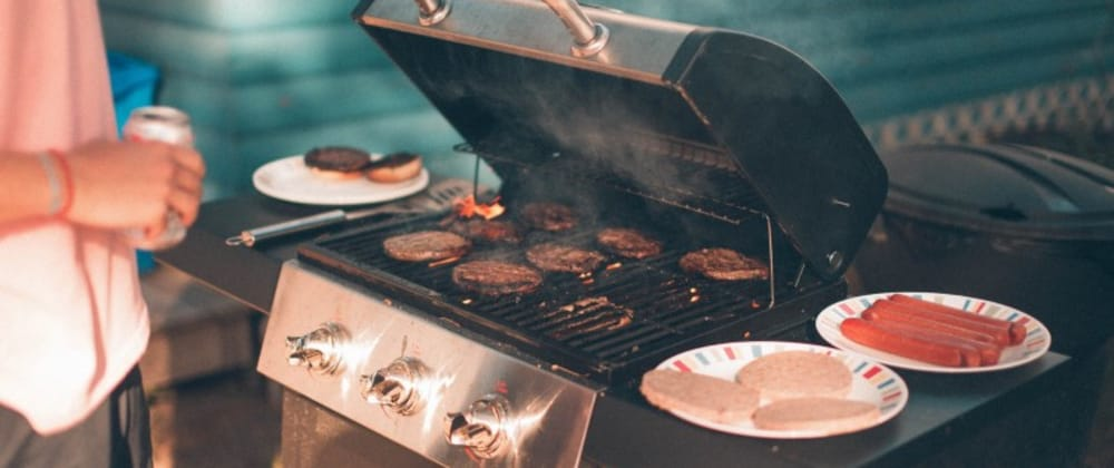Cover image for JavaScript's apply, call, and bind explained by hosting a cookout