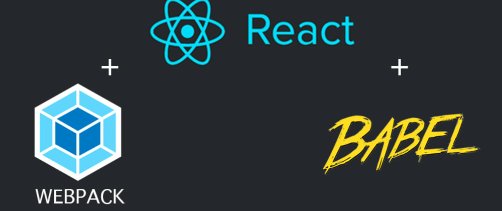 Cover image for React without create-react-app Webpack 5