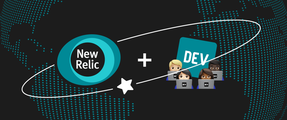 Cover Image for Announcing the New Relic Hack the Planet Contest on DEV!