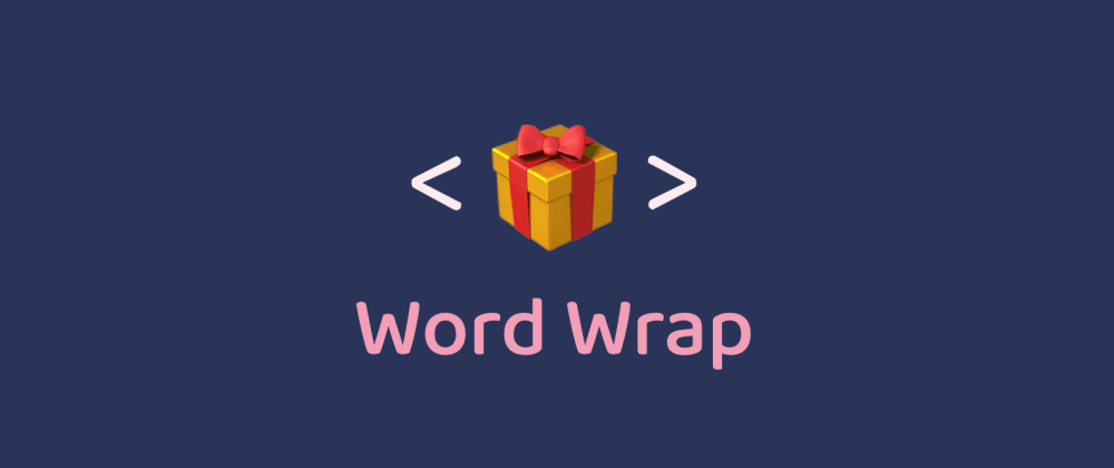 Cover image for Announcing Word Wrap Podcast