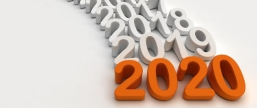 Cover image for What Are Your Goals For 2020?