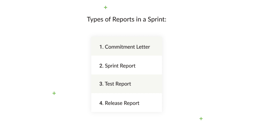 type-of-reports-in-a-sprint