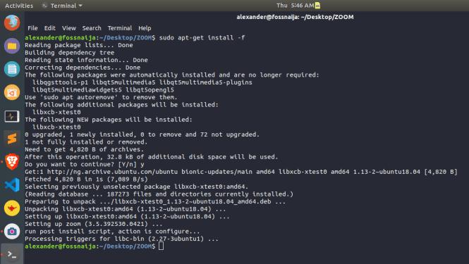 dpkg dependencies