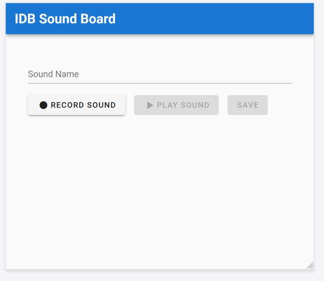 Sound saver/editor