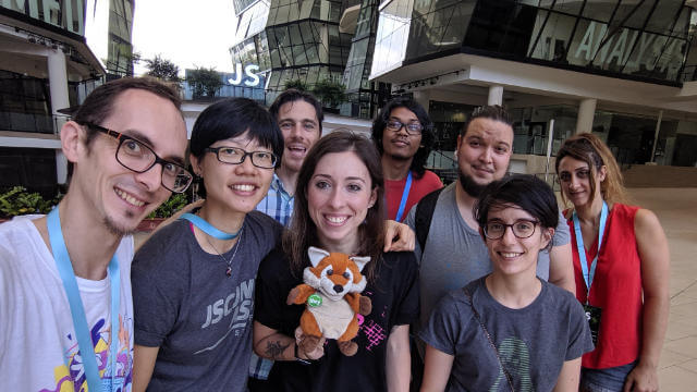 TechSpeakers at JSConf.Asia 2019