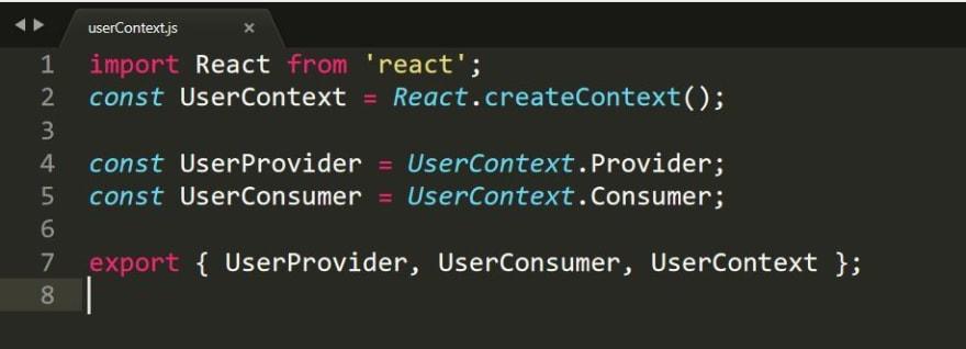 Create Context