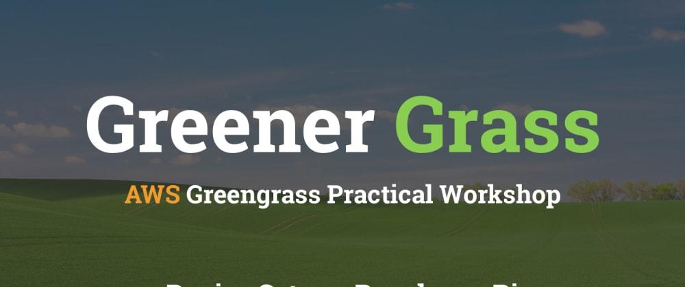 Cover image for Greengrass - Device Setup - Raspberry Pi