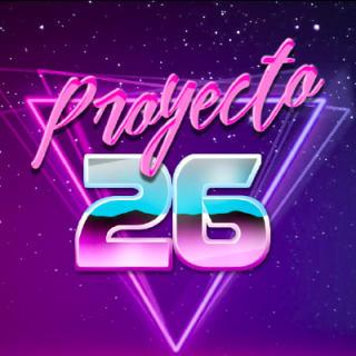 Proyecto 26 logo
