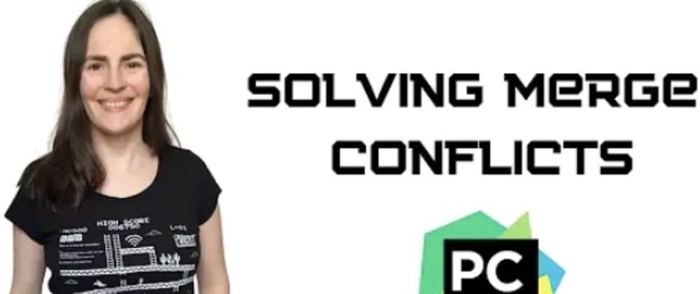 Cover image for Solving Merge Conflicts with Pycharm