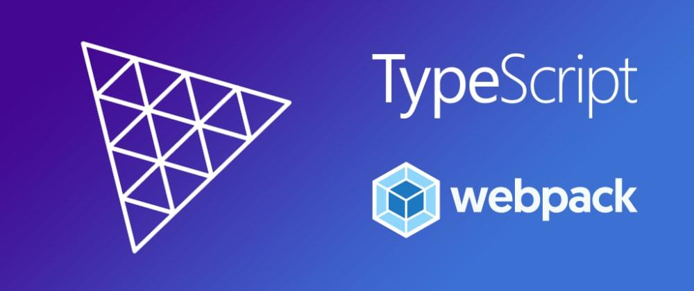 Cover image for Three.js TypeScript Webpack Starter