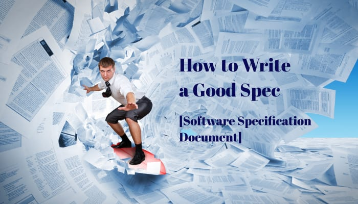 Writing a Clear Spec