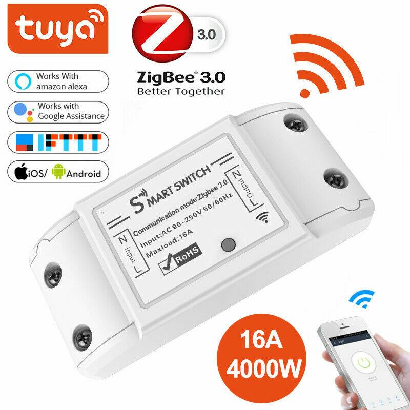 Tuya Zigbee relay