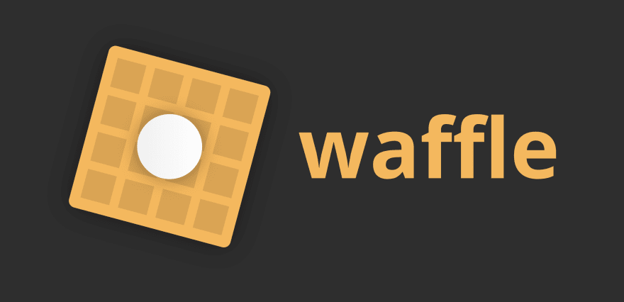 Rectangular waffle icon