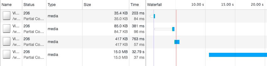 "ChromeDevTools capture, ""Network"" tab"