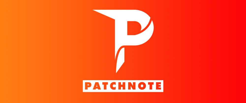 Cover image for PatchNote du 15/04/2021