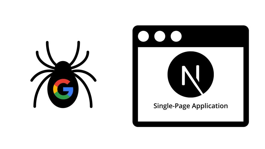 Single Page Application SEO Next.js