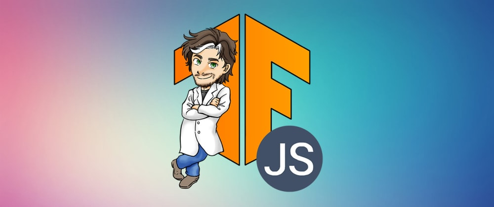 Cover image for AI & JavaScript with TensorFlow.js