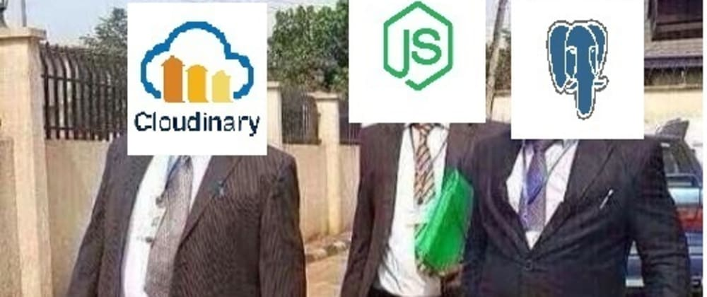 Cover image for Cloudinary and Postgresql - Deleting and Updating Images Using Nodejs
