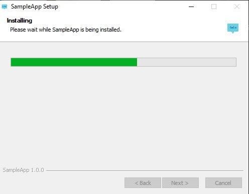 Install Screen 4