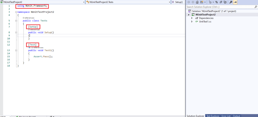 WebDriver with Visual Studio