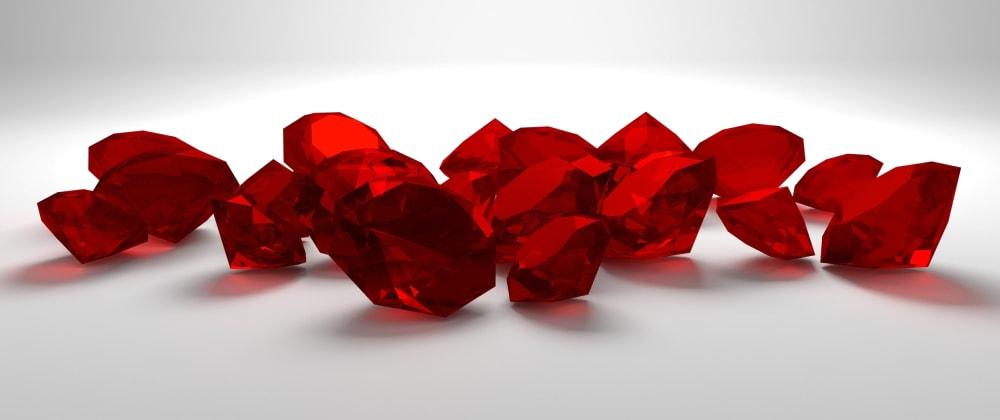 Cover image for Ruby's precious gems