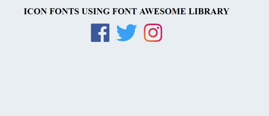 Revolutionary Icon Fonts!