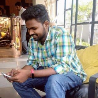 Nitish Gadangi profile picture