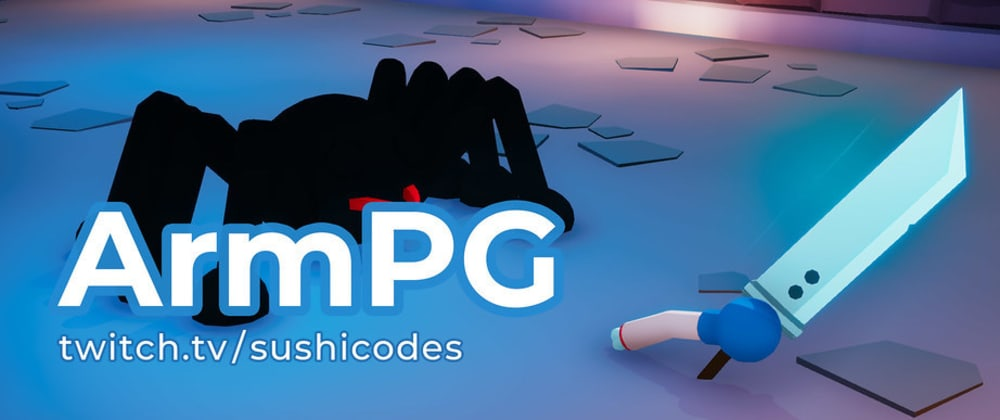 Cover image for Sushi Game Jam: ArmPG!