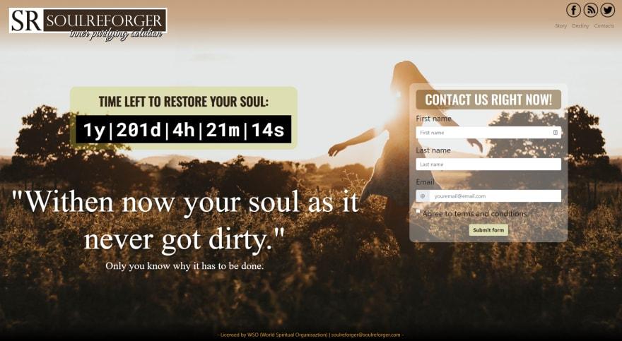 soul reforger