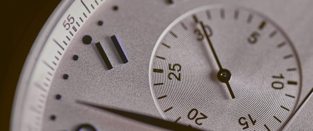 Cover image for Measure execution times in browsers & Node.js