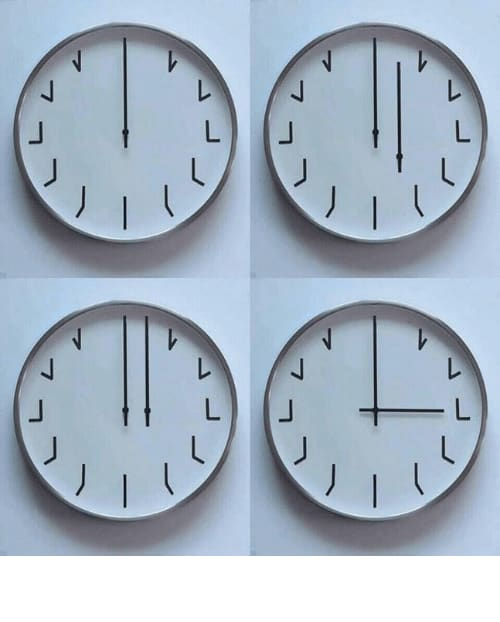 Different types of clock