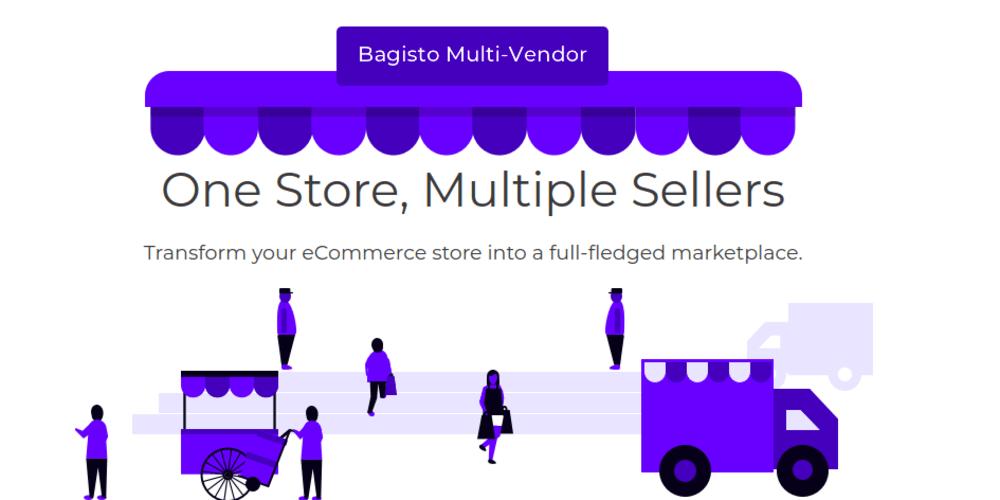 How to setup the laravel ecommerce marketplace? - DEV