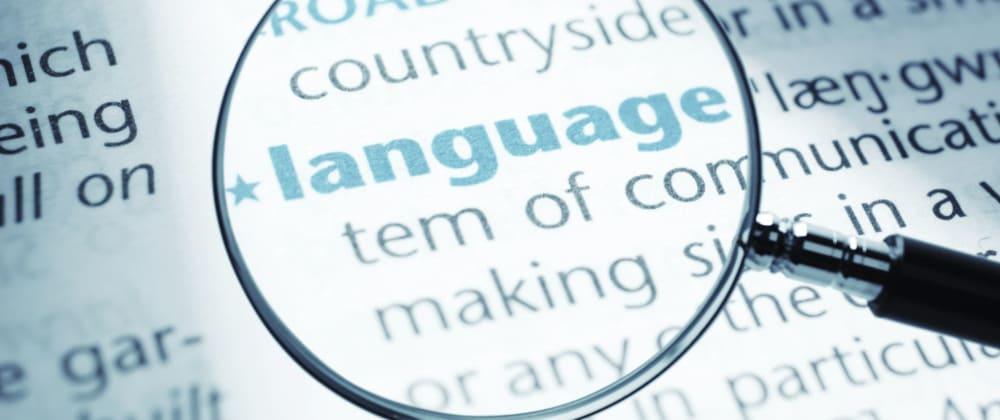 Cover image for O grande problema no desenvolvimento de software é linguístico