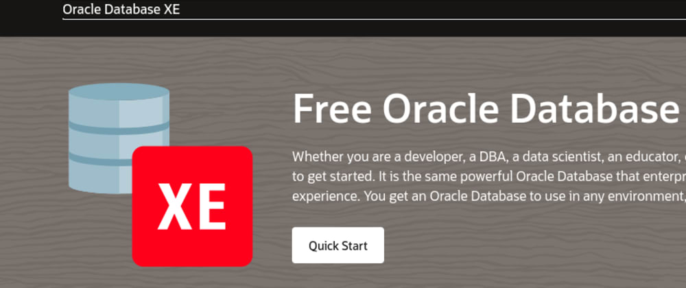Cover image for Install Oracle Database XE in Oracle Cloud Free Tier VMs