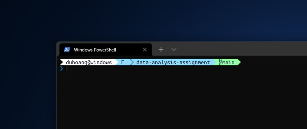 Cover image for Simple Customization for Windows Terminal