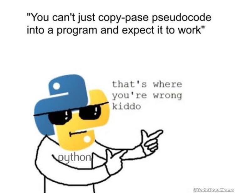 Python Meme