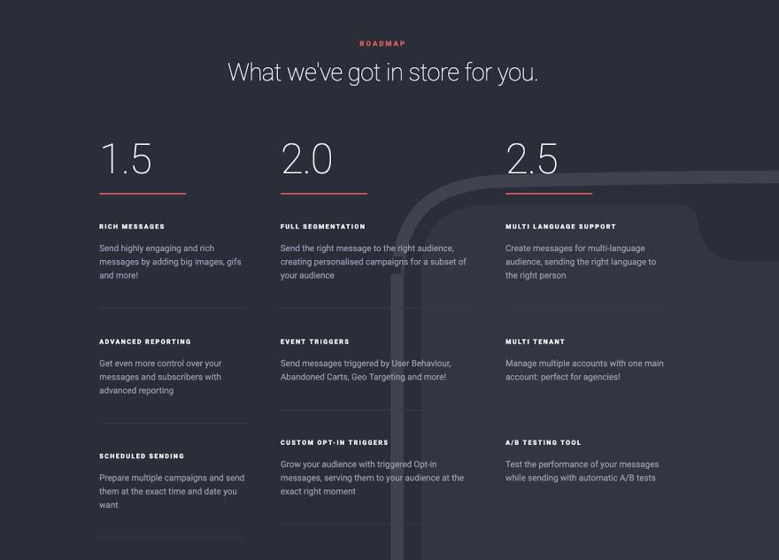 PushPro Future Roadmap