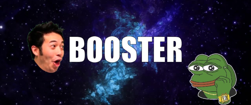 Cover image for Explaining the hype around Booster Framework 🔥😈