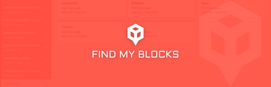 Find My Blocks