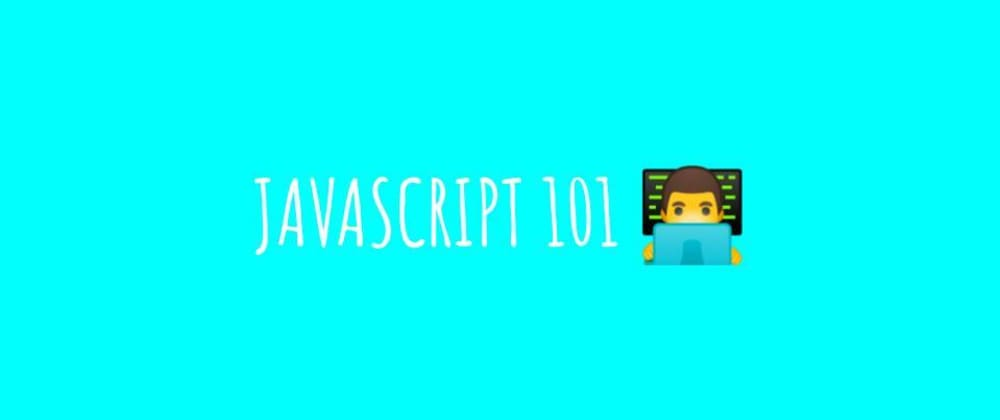 Cover image for JavaScript 101 Series|| What is Javascript?