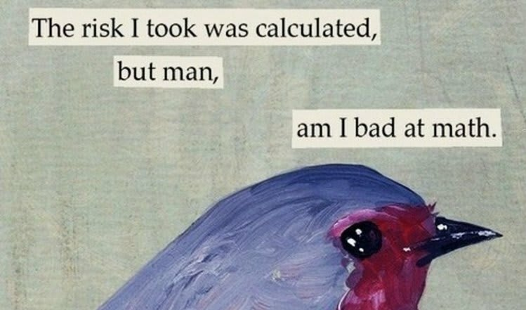 wrong calculation