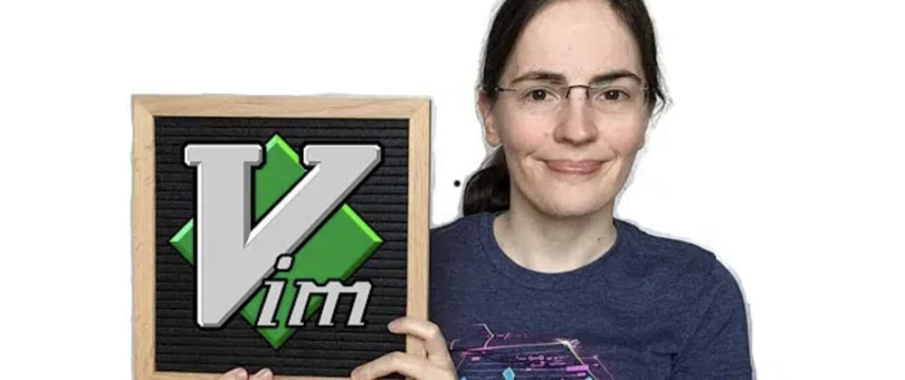 Cover image for Learn Vim in 30 minutes