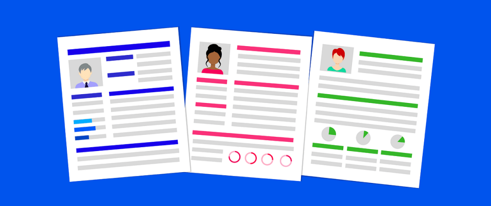 Cover image for 5 GitHub Repos for creating Resumes