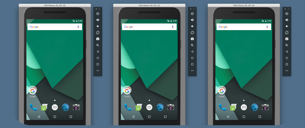 Cover image for Run android emulator on CircleCI