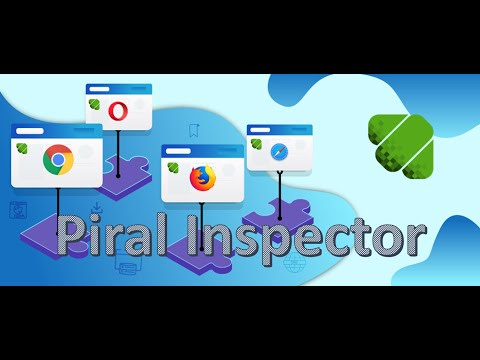 Piral Inspector on YouTube