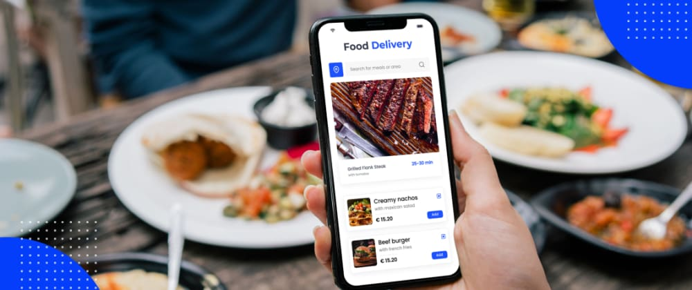 Cover image for How do you make a food delivery app like Uber Eats and how much does it cost?