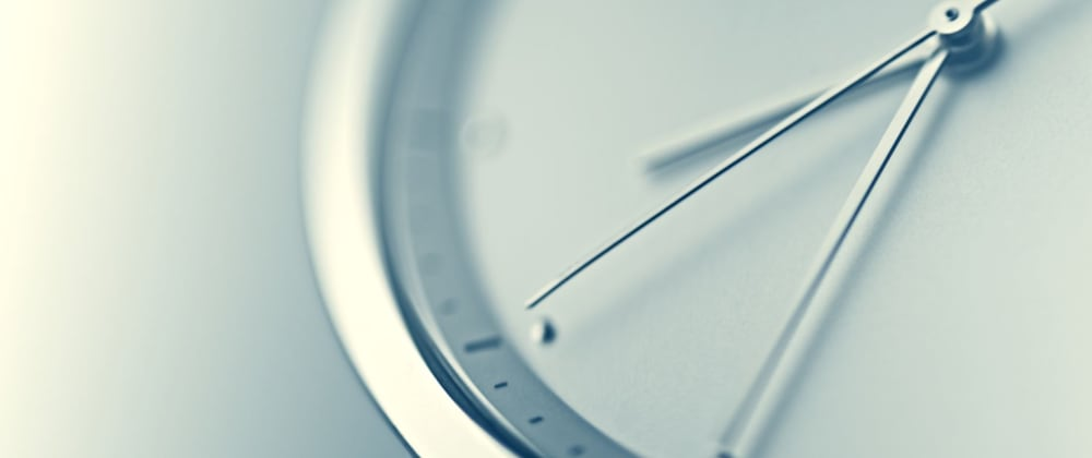 Cover image for 9 time-management tips for developers